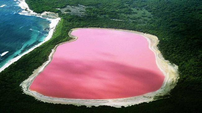 озеро Хиллиер