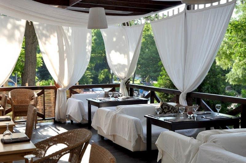 La veranda ресторан