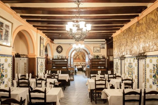 Manairó ресторан