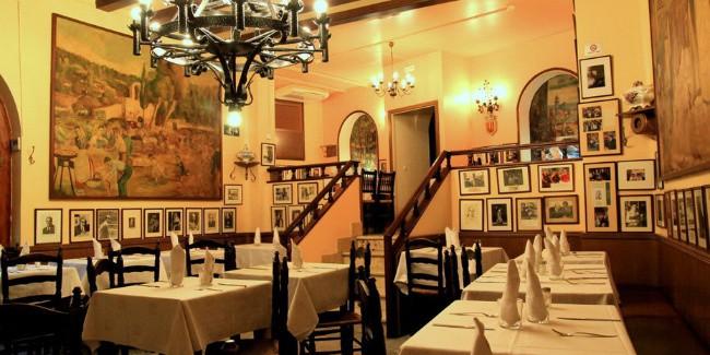 Can Culleretes ресторан