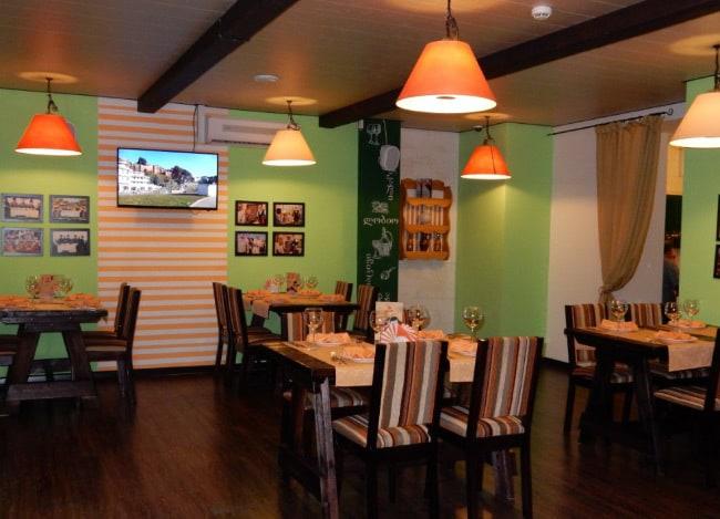 Alazani ресторан