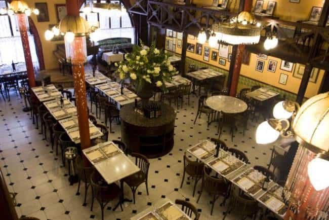 Els Quatre Gats ресторан