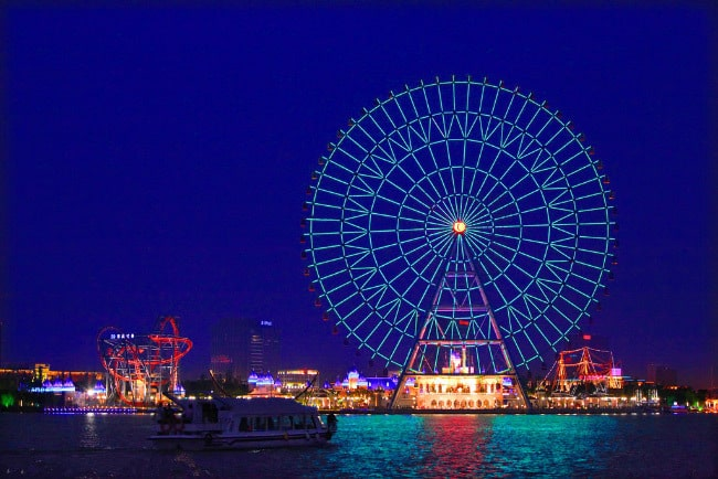 Suzhou Ferris Wheel колесо