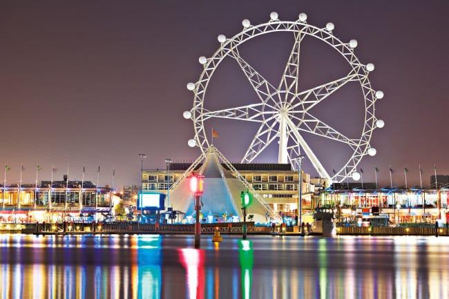 Melbourne Star колесо