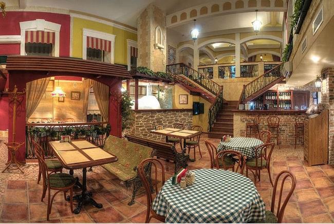 Каса Миа ресторан