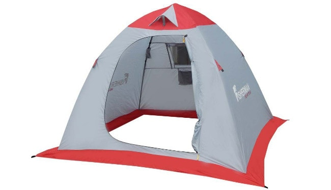 Нерпа 3 V2 палатка