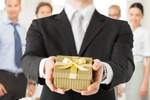 подарить на Новый год начальнице