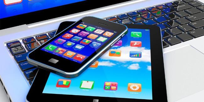 Модный смартфон или планшет