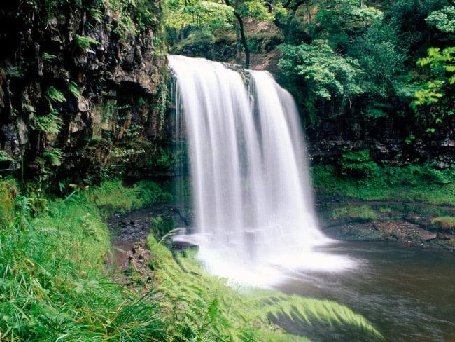 Агурские водопады сочи