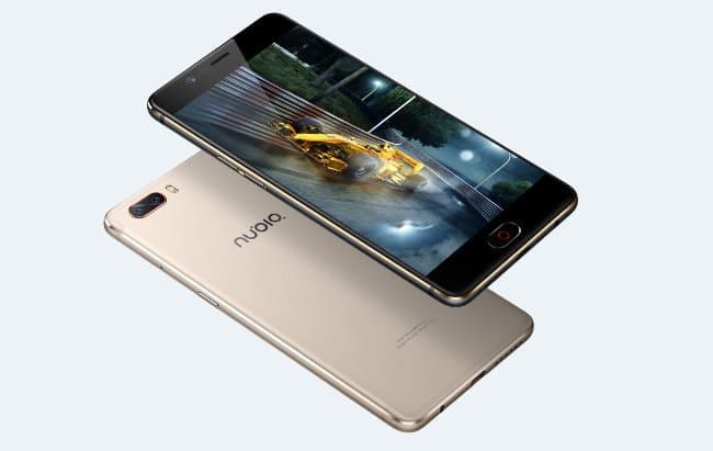 Nubia Z17 смартфон