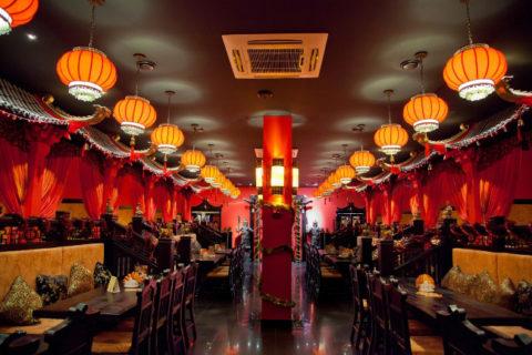 Лучшие рестораны Уфы