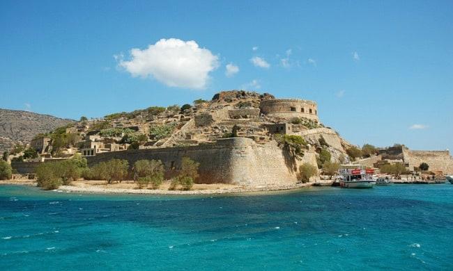 остров-крепость Спиналонга