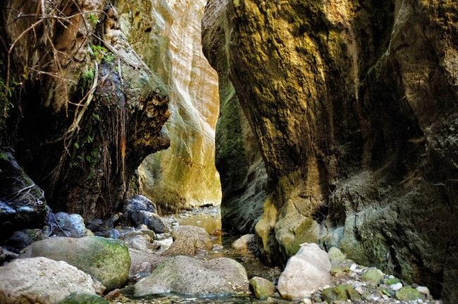 Ущелье Авагас