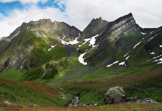 Горная область Рача
