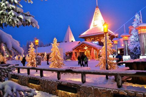 Новогодний тур по России