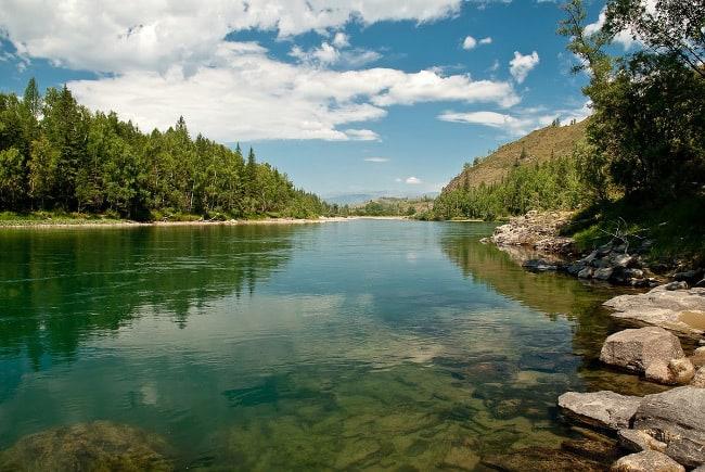 Река-Катунь