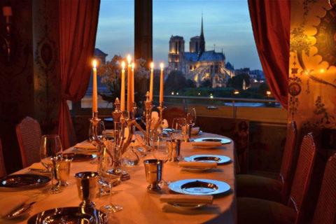 Лучшие рестораны Парижа