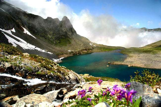 20 самых красивых мест Турции - фото описание карта