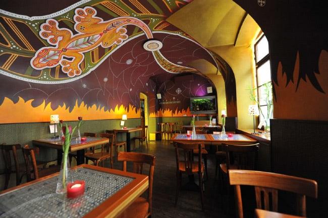 Vegan's Restaurant Prague