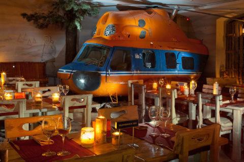 Лучшие рестораны Новосибирска