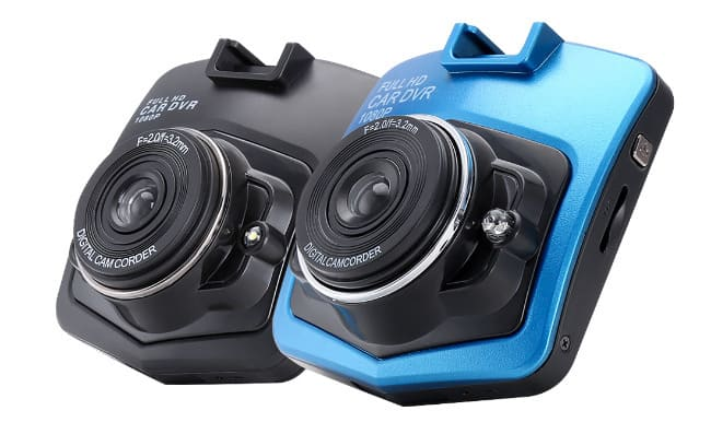 "Geartronics 2.3"" Car DVR"