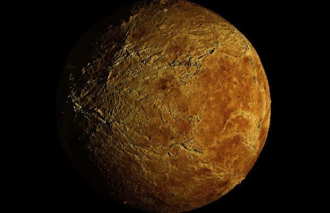 Продолжительность дня на Венере
