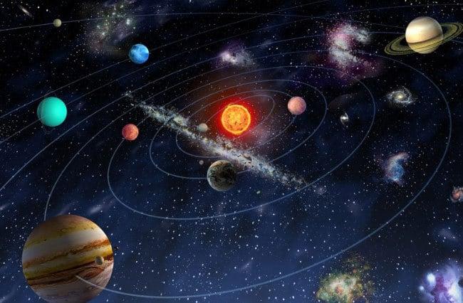 Уменьшение силы связи между звездами и планетами