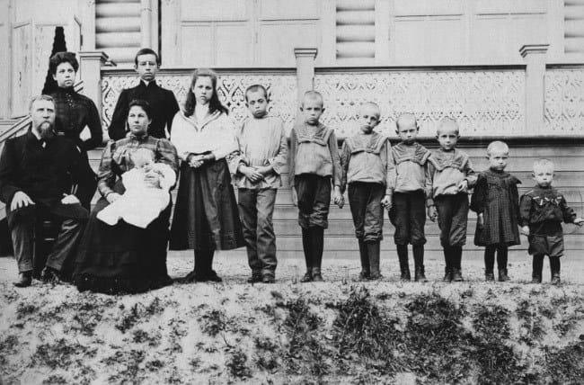 Семья Гинесс