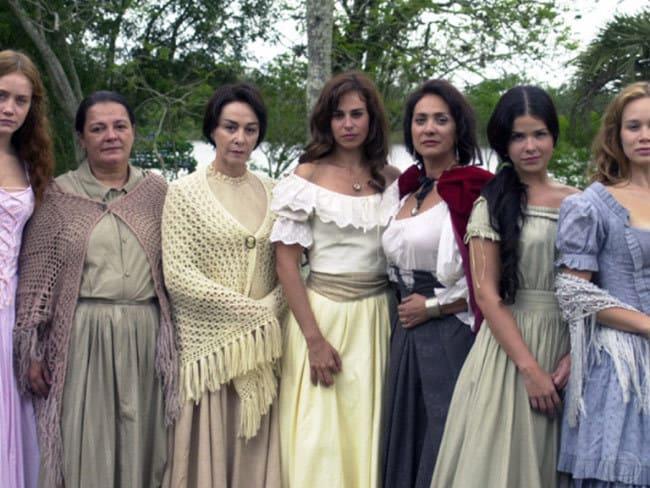 Дом семи женщин