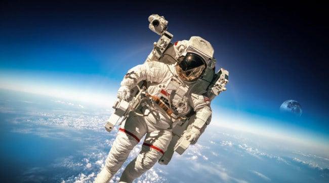 Изменение тела в космосе