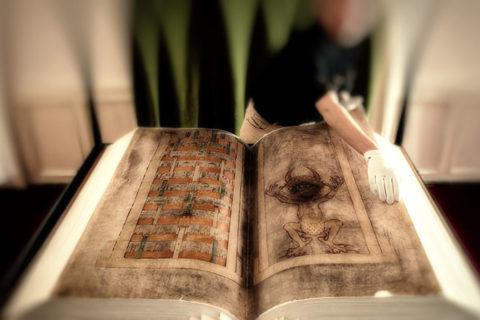 Самые таинственные и загадочные книги в истории человечества