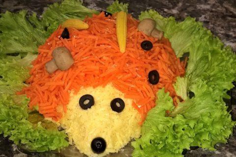 10 самых вкусных рецептов салатов с курицей