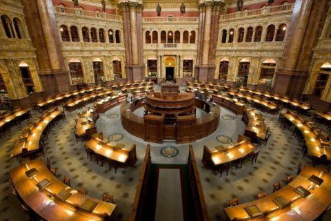 10 самых больших библиотек мира