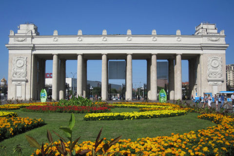 Топ 10 лучшие парки Москвы
