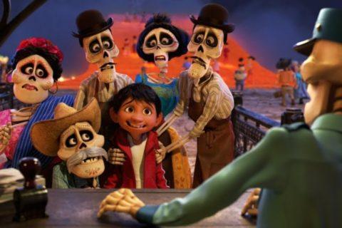 10 лучших мультфильмов от киностудии «Pixar»