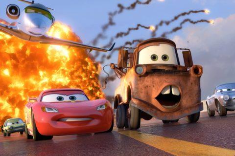 Лучшие мультфильмы для маленького автолюбителя. Тачки, Полли робокар, что ещё?
