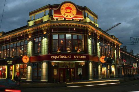 10 лучших ресторанов Киева