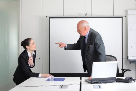 10 признаков того, что твой начальник от тебя не в восторге