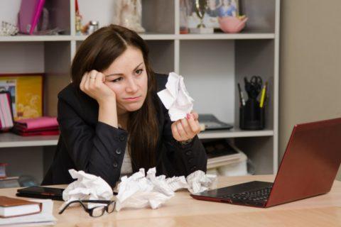 10 признаков того что пора менять работу