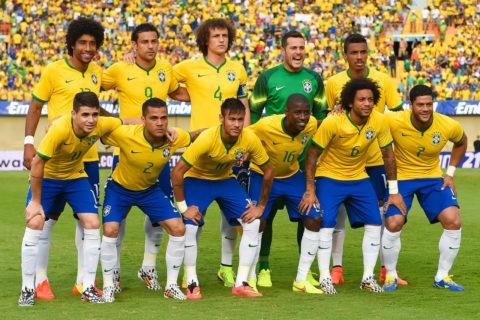 10 стран-фаворитов чемпионата мира по футболу 2018
