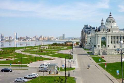 Самые богатые города России на 2018 год