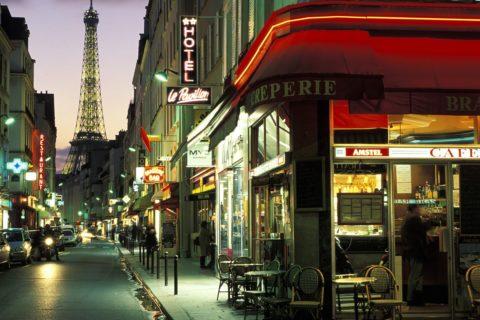 10 вещей, которые обязательно нужно сделать, побывав в Париже