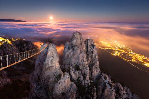 10 самых красивых и уникальных мест Крыма
