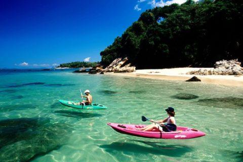 10 самых чистых пляжей мира