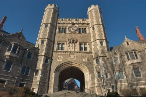 Топ 10 самых больших университетов в мире