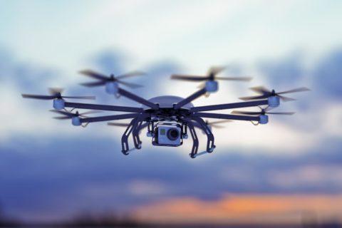 10 преступлений с использованием дронов