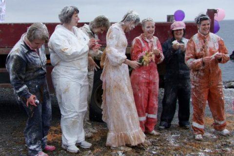 10 необычных свадебных традиций мира