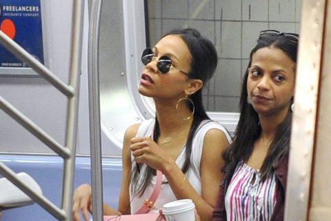 10 звезд, которые ездят на общественном транспорте