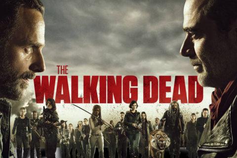 Топ 10 самых лучших сериалов про зомби