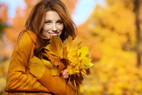 10 идей для городской фотосессии осенью